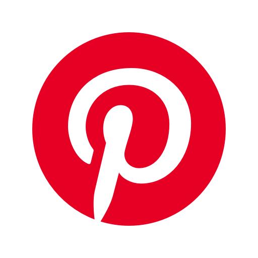 pinterestアイコン画像