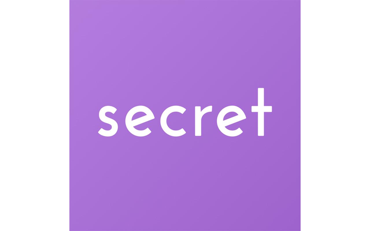 secretアイコン画像